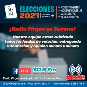 Los candidatos a Alcalde estuvieron en Radio Pirque, conózcalos para que vote informado.