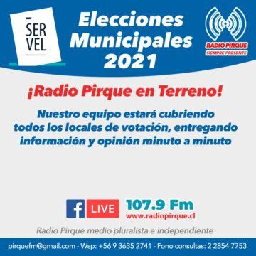 Cobertura especial Elecciones 15 y 16 de Mayo.